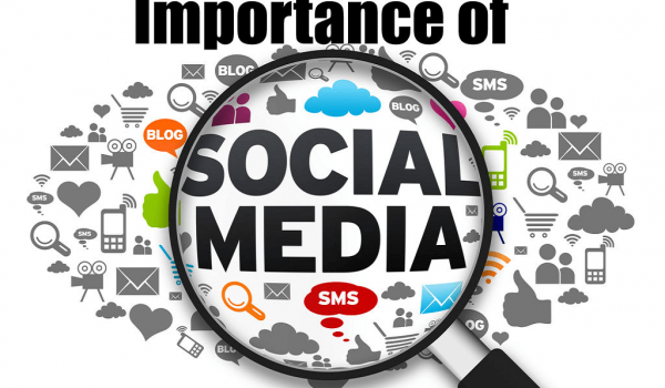 Why social media is important for marketing?